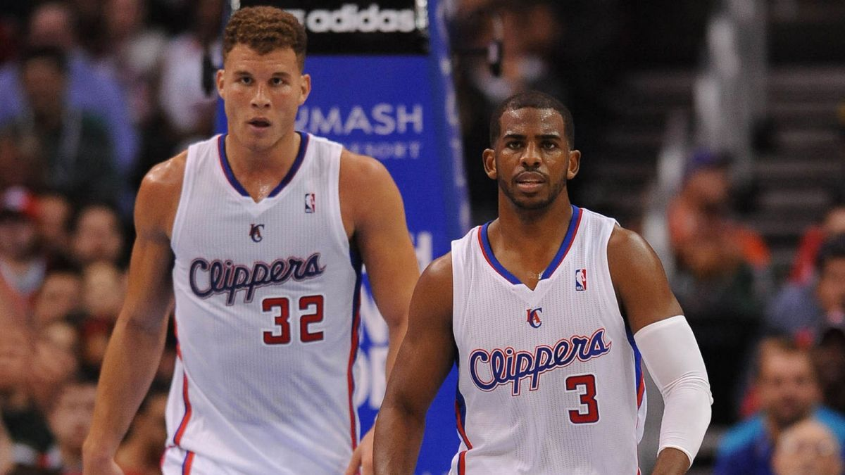 Blake Griffin and Chris Paul FOTO (foxsports)