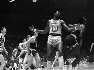 Wilt Lakers