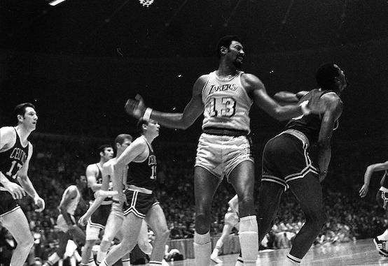 Wilt Lakers