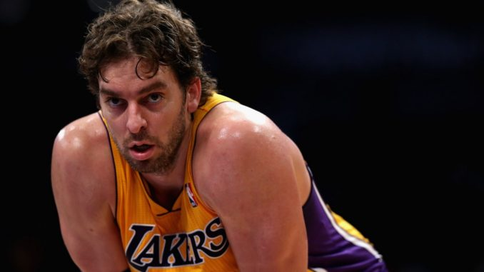 gasol magic